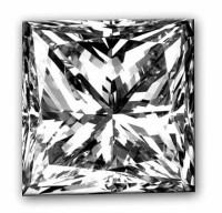 Loose Diamond Princess Cut Buy in Los Angeles jewelry district