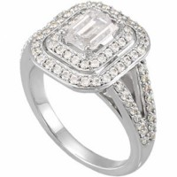 buy engagement ring at the Los Angeles downtown jewelry mart