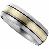 Mens Wedding Ring Band